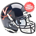 Helmets, Mini Helmets: Virginia Cavaliers Mini Authentic Helmet Schutt