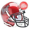 Helmets, Mini Helmets: Troy State Trojans Mini Authentic Helmet Schutt