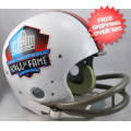 Helmets, Full Size Helmet: Hall of Fame TK Throwback Football Helmet