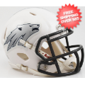 Helmets, Mini Helmets: Nevada Wolfpack NCAA Mini Speed Football Helmet <B>Discontinued</B>