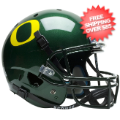 Helmets, Full Size Helmet: Oregon Ducks Full XP Replica Football Helmet Schutt