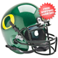 Helmets, Mini Helmets: Oregon Ducks Mini XP Authentic Helmet Schutt