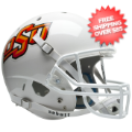 Helmets, Full Size Helmet: Oklahoma State Cowboys Full XP Replica Football Helmet Schutt