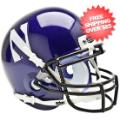 Helmets, Mini Helmets: Northwestern Wildcats Mini XP Authentic Helmet Schutt