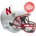 Helmets, Full Size Helmet: Nebraska Cornhuskers Full XP Replica Football Helmet Schutt