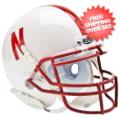 Helmets, Mini Helmets: Nebraska Cornhuskers Mini XP Authentic Helmet Schutt