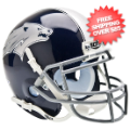 Helmets, Mini Helmets: Nevada Wolfpack Mini XP Authentic Helmet Schutt