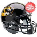 Helmets, Full Size Helmet: Missouri Tigers Full XP Replica Football Helmet Schutt