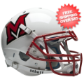 Helmets, Full Size Helmet: Miami of Ohio Redhawks Authentic College XP Football Helmet Schutt