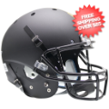 Helmets, Full Size Helmet: Maryland Terrapins Full XP Replica Football Helmet Schutt <B>Black</B>