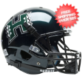 Helmets, Full Size Helmet: Hawaii Warriors Full XP Replica Football Helmet Schutt