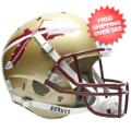 Helmets, Full Size Helmet: Florida State Seminoles Full XP Replica Football Helmet Schutt