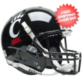 Helmets, Full Size Helmet: Cincinnati Bearcats Full XP Replica Football Helmet Schutt