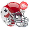 Helmets, Full Size Helmet: Air Force Falcons Full XP Replica Football Helmet Schutt <B>Stars</B>
