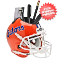 Office Accessories, Desk Items: Florida Gators Mini Football Helmet Desk Caddy