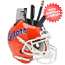 Florida Gators Mini Football Helmet Desk Caddy