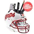 Office Accessories, Desk Items: Maryland Terrapins Miniature Football Helmet Desk Caddy