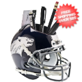 Office Accessories, Desk Items: Nevada Wolfpack Miniature Football Helmet Desk Caddy