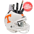 Office Accessories, Desk Items: Tennessee Volunteers Miniature Football Helmet Desk Caddy