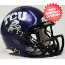 TCU Horned Frogs NCAA Mini Speed Football Helmet