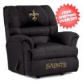 Home Accessories, Game Room: New Orleans Saints NFL Recliner