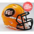 Helmets, Mini Helmets: Edmonton Eskimos Riddell CFL Mini Speed Football Helmet