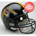 Helmets, Full Size Helmet: Hamilton Tiger Cats Full Replica Football Helmet