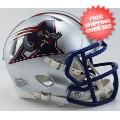 Helmets, Mini Helmets: Montreal Alouettes Riddell CFL Mini Speed Football Helmet