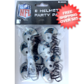 Helmets, Pocket Pro Helmets: Carolina Panthers Gumball Party Pack Helmets
