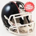 Helmets, Mini Helmets: Connecticut Huskies NCAA Mini Speed Football Helmet <B>Blue</B>