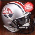 Helmets, Mini Helmets: Shippensburg Red Raiders Mini Authentic Helmet Schutt