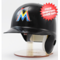 Helmets, Mini Helmets: Miami Marlins MLB Mini Batters Helmet <B>Discontinued</B>