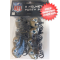 Helmets, Pocket Pro Helmets: Jacksonville Jaguars Gumball Party Pack Helmets <B>New 2013</B>