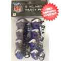 Helmets, Pocket Pro Helmets: Minnesota Vikings Gumball Party Pack Helmets