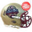 Florida State Seminoles 2013 BCS National Champions NCAA Mini Speed Football Helmet