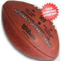 Collectibles, Footballs: Wilson Football Super Bowl 46 Limited Edition Patriots vs Giants