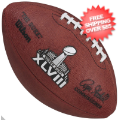 Collectibles, Footballs: Super Bowl 48 Football Broncos vs Seahawks