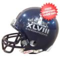 Helmets, Full Size Helmet: Super Bowl 48 Football Helmet Seattle Seahawks Champs