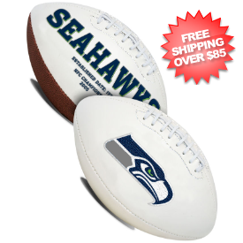 Seattle Seahawks NFL Signature Series Full Size Football