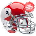 Helmets, Full Size Helmet: Air Force Falcons Authentic College XP Football Helmet Schutt <B>Stars</B>