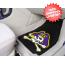 East Carolina Pirates Car Mats 2 Piece