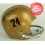 Pete Dawkins Army Black Knights Autographed Full Size Replica Helmet