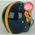 Autographs, Full Size Helmet: Mike Ditka Pittsburgh Panthers Autographed Full Size Replica Helmet