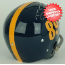 Mike Ditka Pittsburgh Panthers Autographed Full Size Replica Helmet
