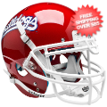 Helmets, Full Size Helmet: Fresno State Bulldogs Authentic College XP Football Helmet Schutt <B>Scarle...