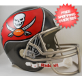 Helmets, Full Size Helmet: Tampa Bay Buccaneers Full Size Replica Football Helmet <B>New 2014</B>