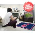 Home Accessories, Den: Cleveland Indians 4x6 Floor Mat