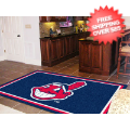 Home Accessories, Den: Cleveland Indians 5x8 Floor Mat