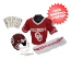 Oklahoma Sooners NCAA Youth Uniform Set