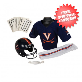 Virginia Cavaliers Uniform Medium (ages 7-10)